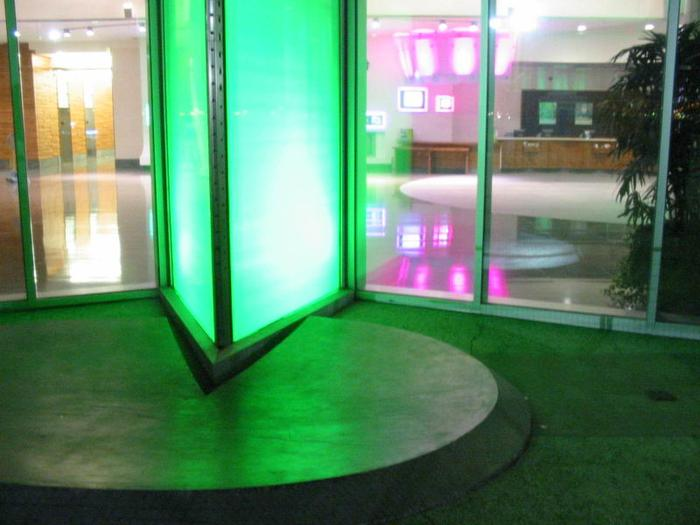 Shaw Tower Green Lantern photo