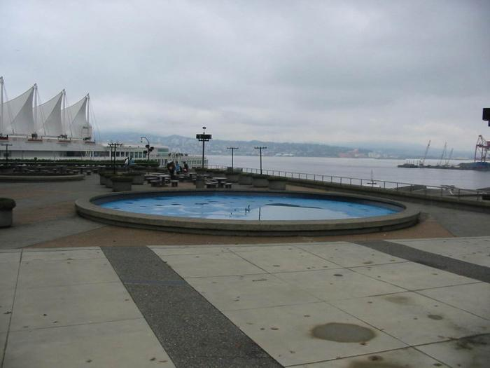 Vancouver Sun Plaza Pools photo
