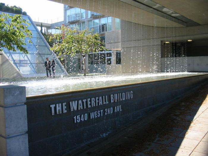 Waterfall Building photo