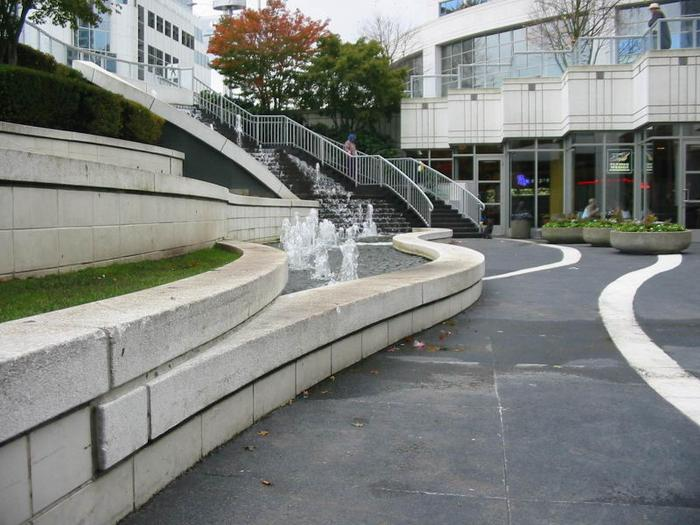 Waterfront Place Amphitheatre photo