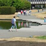 SFU Reflecting Pond photo # 6